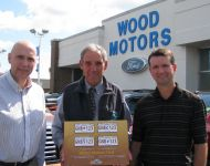 Wood Motors Ford, Fredericton